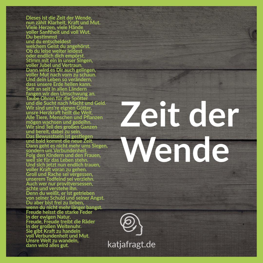 Zeit der Wende Friedrich Schiller